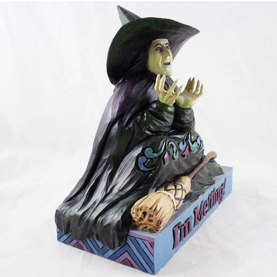 Witch-I'm-Melting-side-view Wizard of Oz