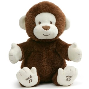 Clappy the Animated Singing Monkey