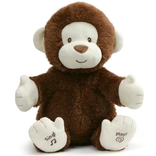 Clappy the Animated Singing Monkey