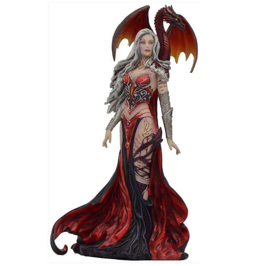 Fairy and Dragon Severeille