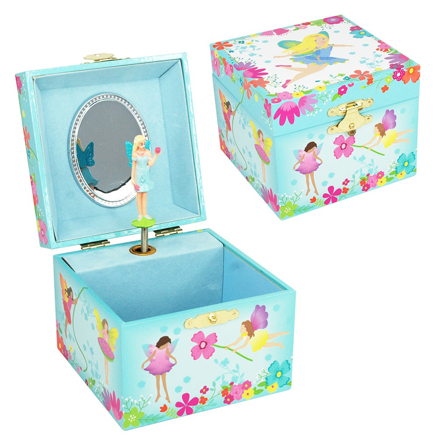 My Fairy Tale Musical Jewelry Box small-multiple image