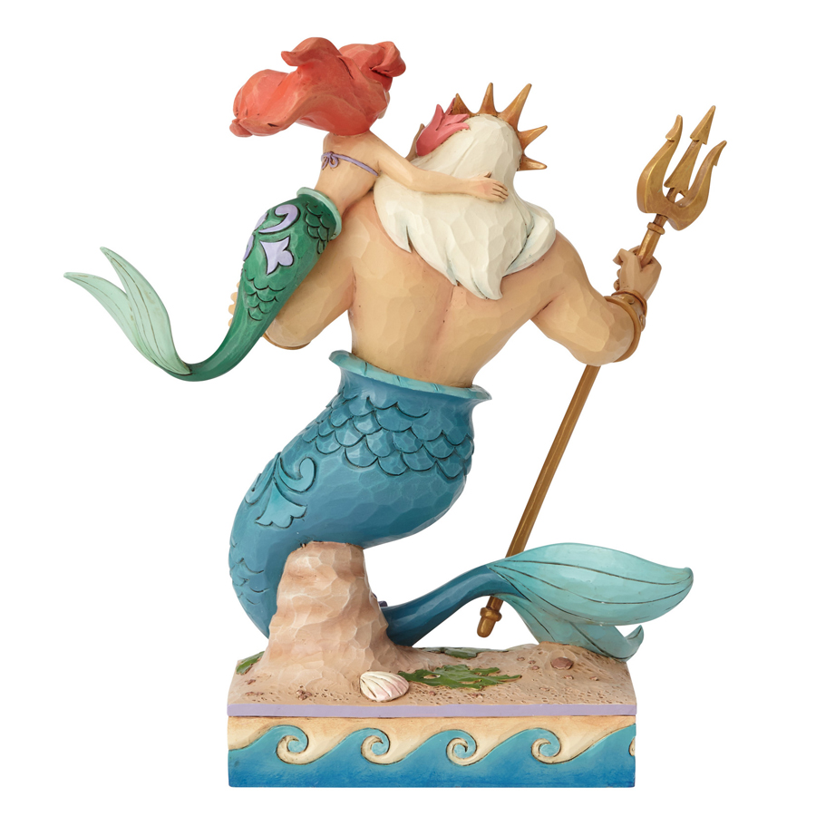 Ariel-and-King-Triton-back-view