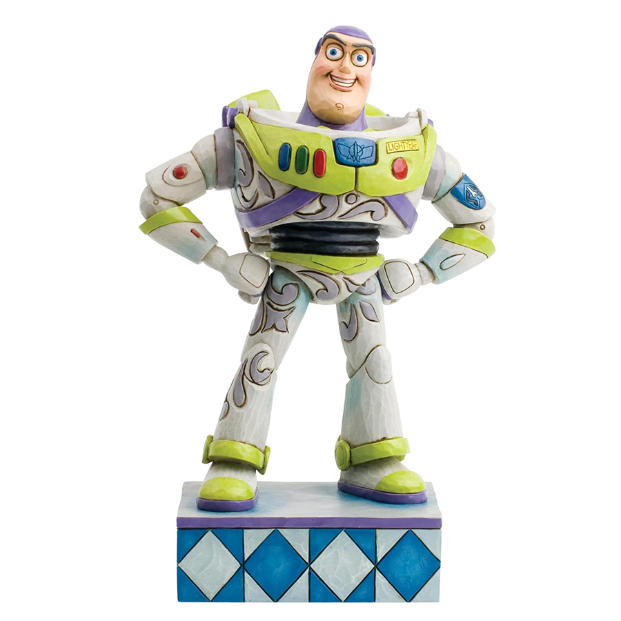Buzz Light Year Jim Shore figurine