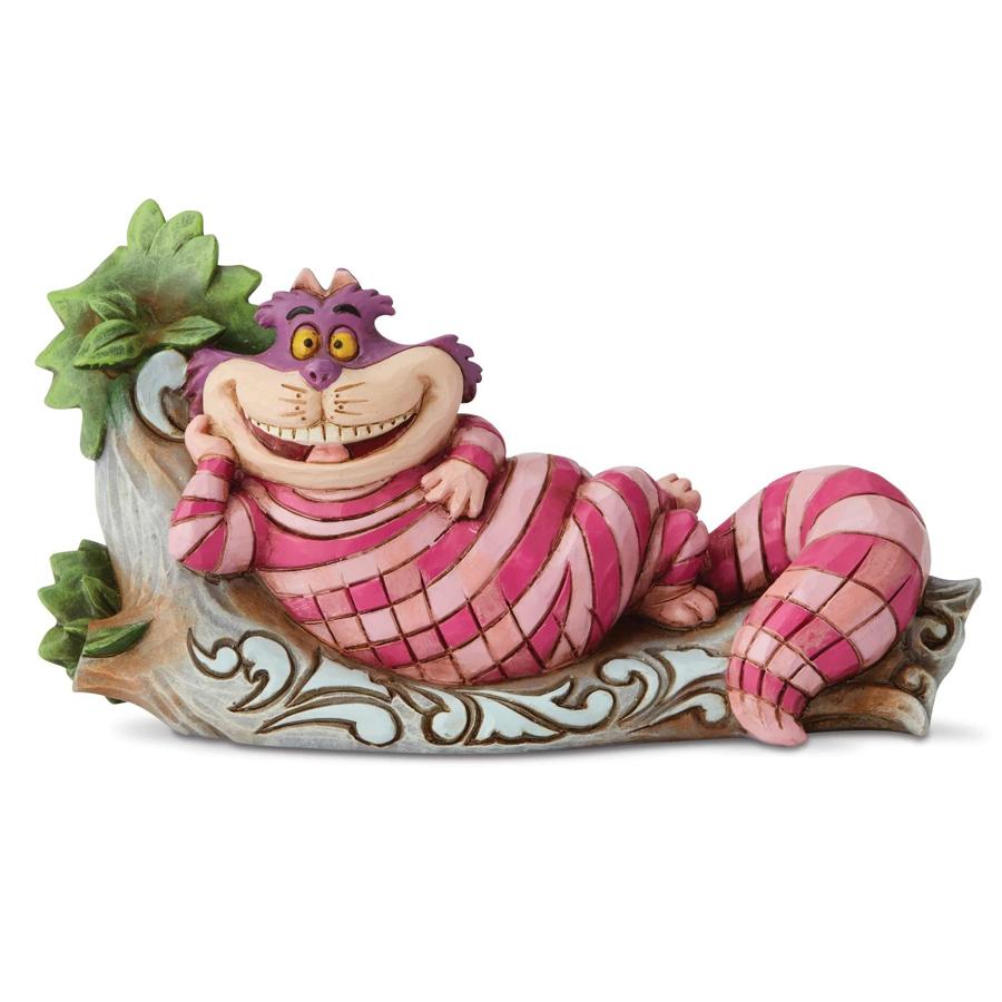 Cheshire Cat on Tree Jim Shore