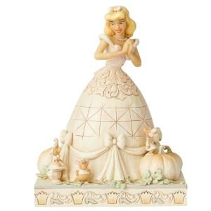 Cinderella-White-Woodland-Jim-Shore