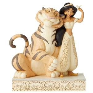 Aladdin Jasmine White Woodland