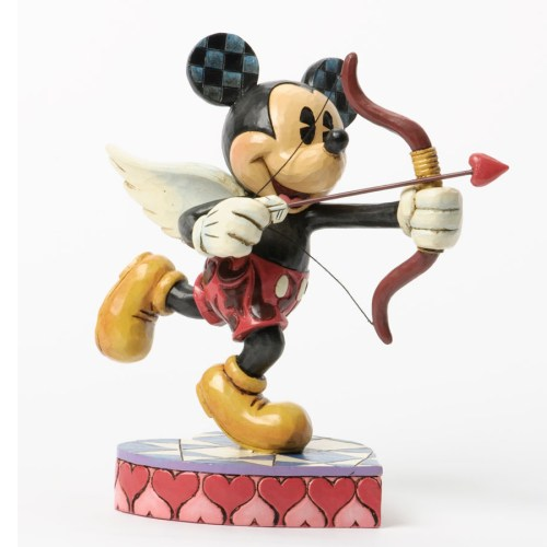 Mickey-Cupid-Jim-Shore