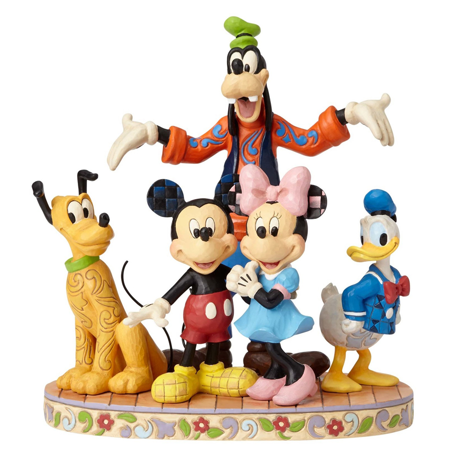 Mickey-Fab-Five-Jim-Shore