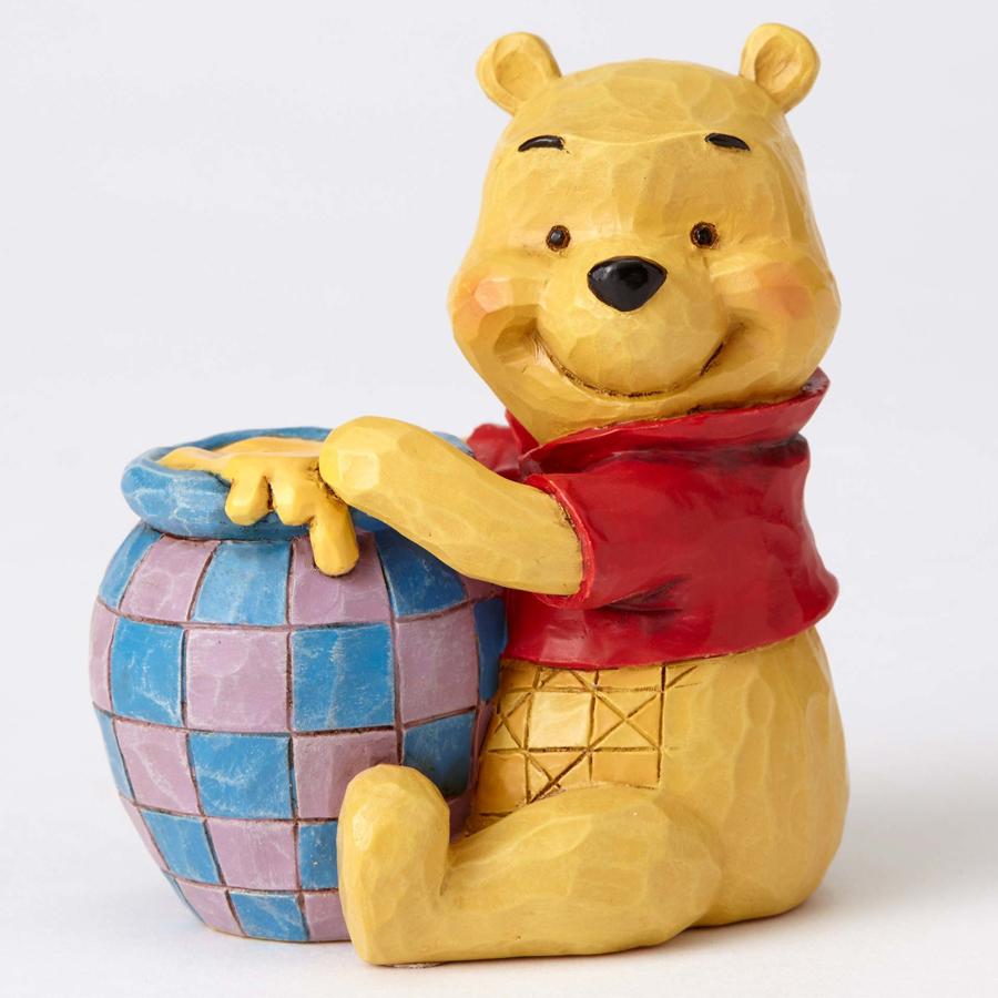 Mini Pooh Honey Pot Jim Shore