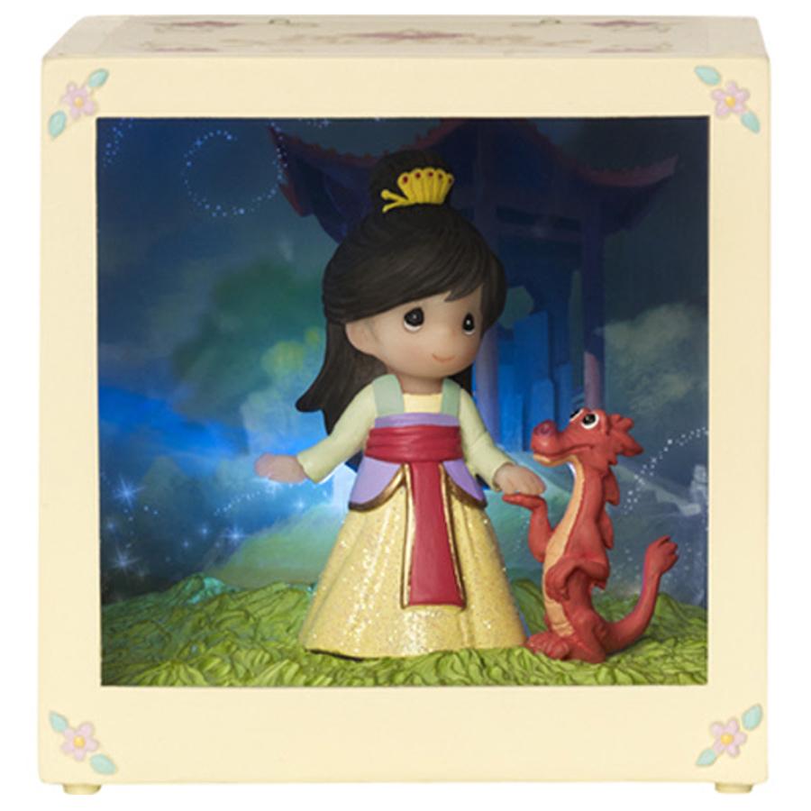 Mulan-Shadow-Box-Precious-Moments