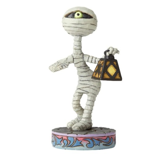 Mummy Kid figurine from Nightmare before Christmas by Jim Shore