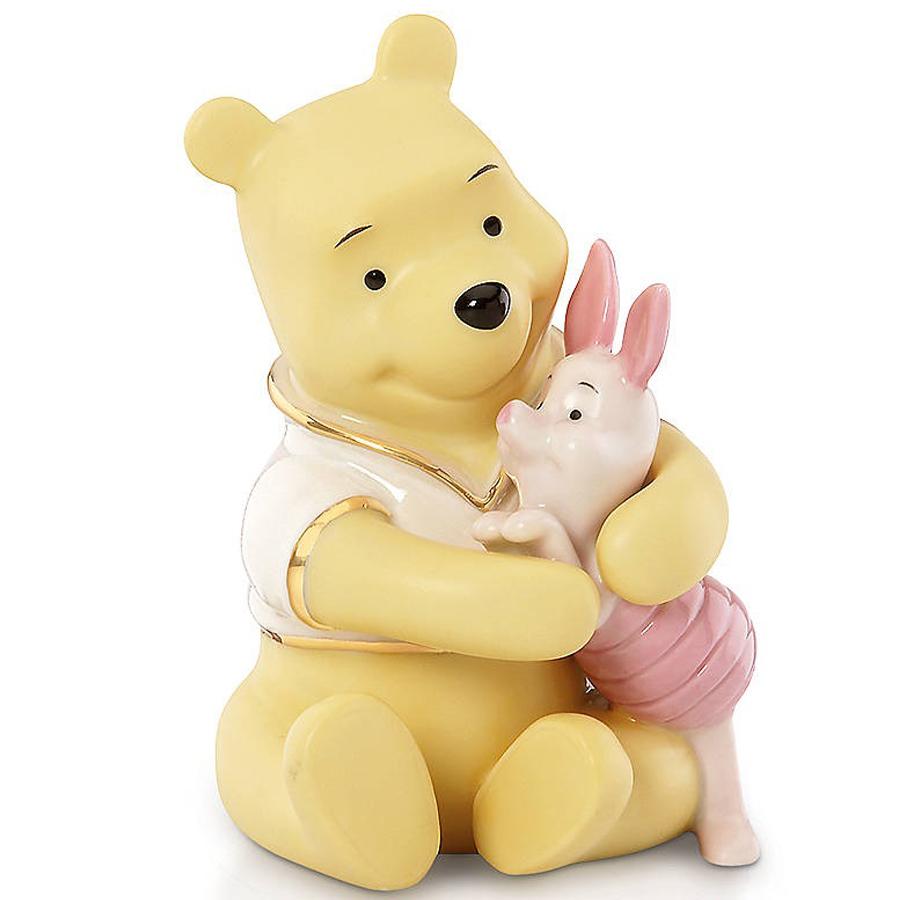 Pooh and Piglet Lenox