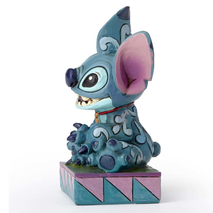 Stitch Personality Pose side view