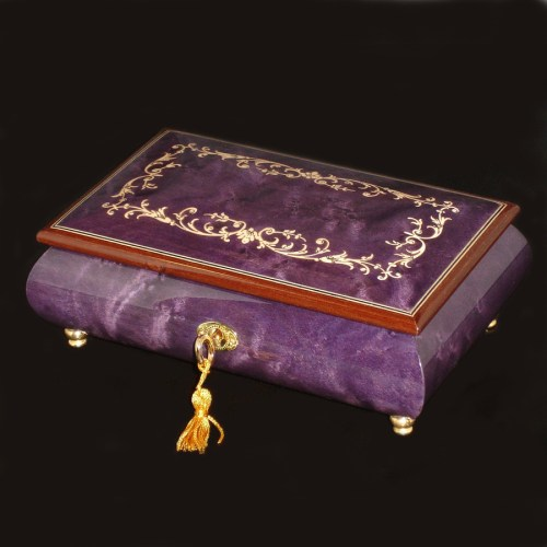 Italian-Musical-Jewelry-Box-02A-Purple