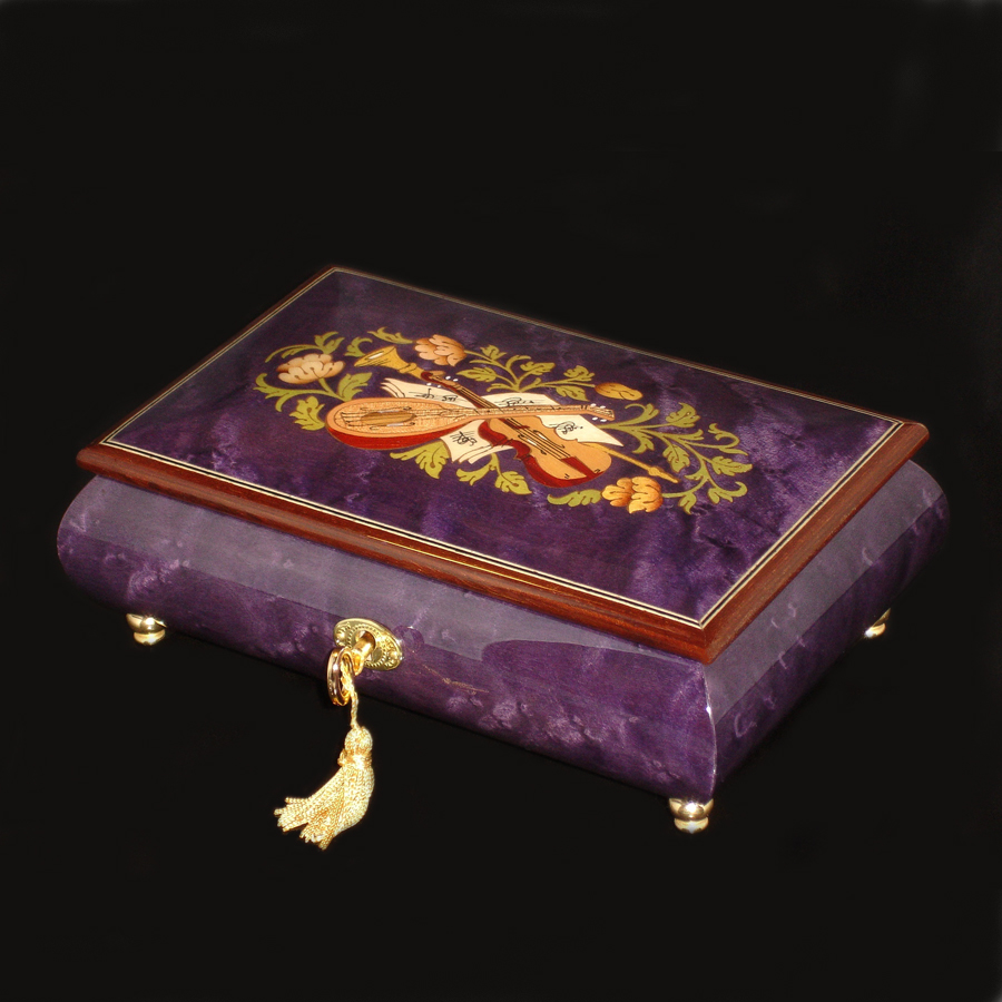 Italian-Musical-Jewelry-Box-02CVM-Purple