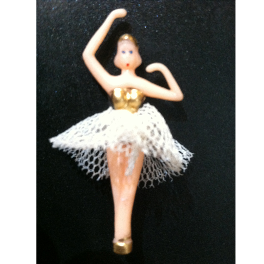 Ballerina-Replacement-Figurine