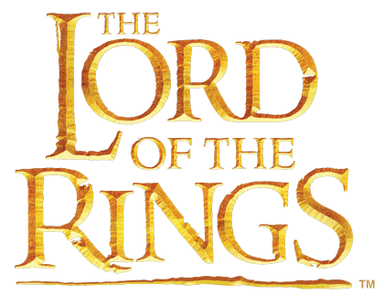 Lord of the Rings Blck Logo