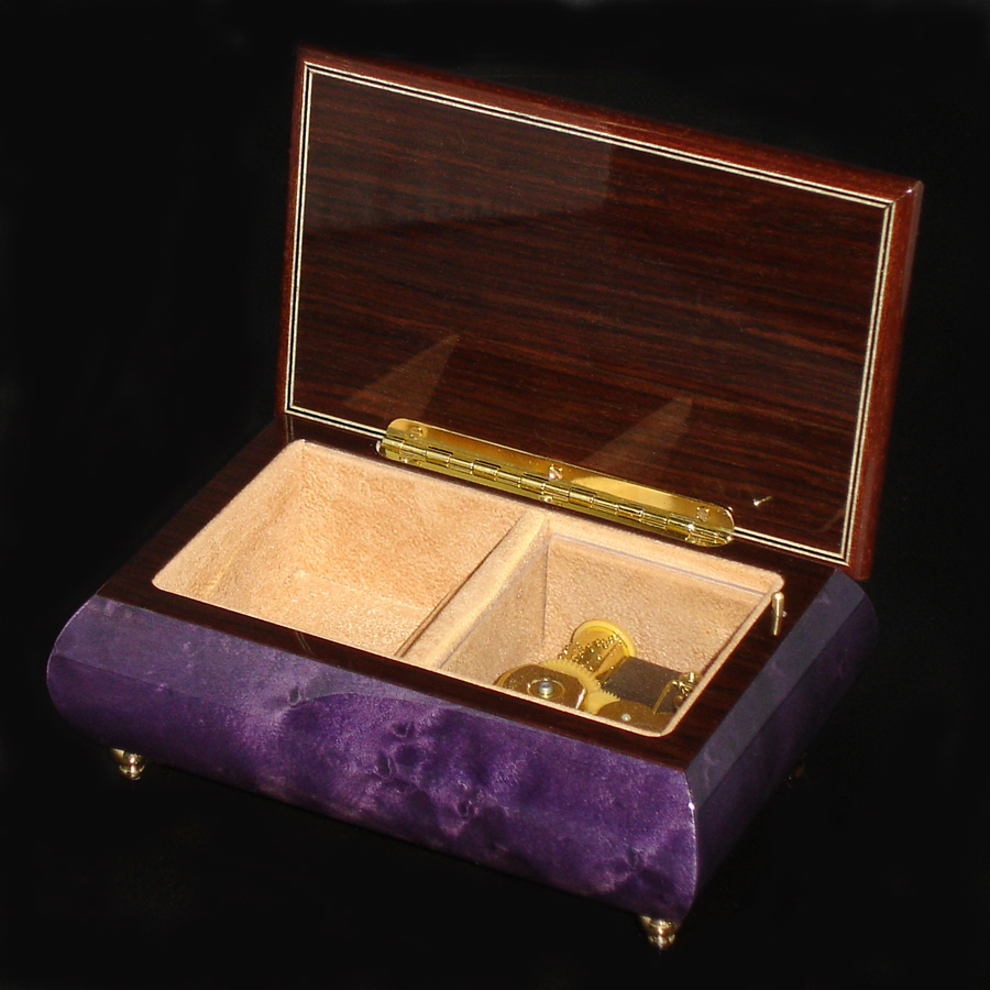 Purple-Italian-Musical-Jewelry-Box-04A-opened-no-cover