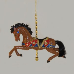 Brown-Carousel-Ornament-E0264-D