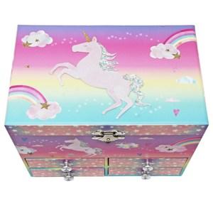 Unicorn-Cotton-Candy-Musical-Jewelry-Box-medium-top-view