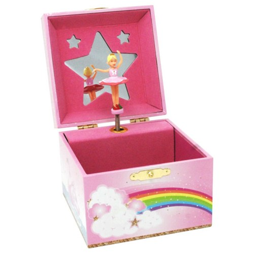 Little-Ballet-Dancer-Musical-Jewelry-Box-small-open
