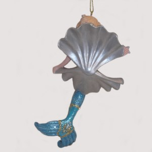 Mermaid-Ornament-Back-View-E0214A