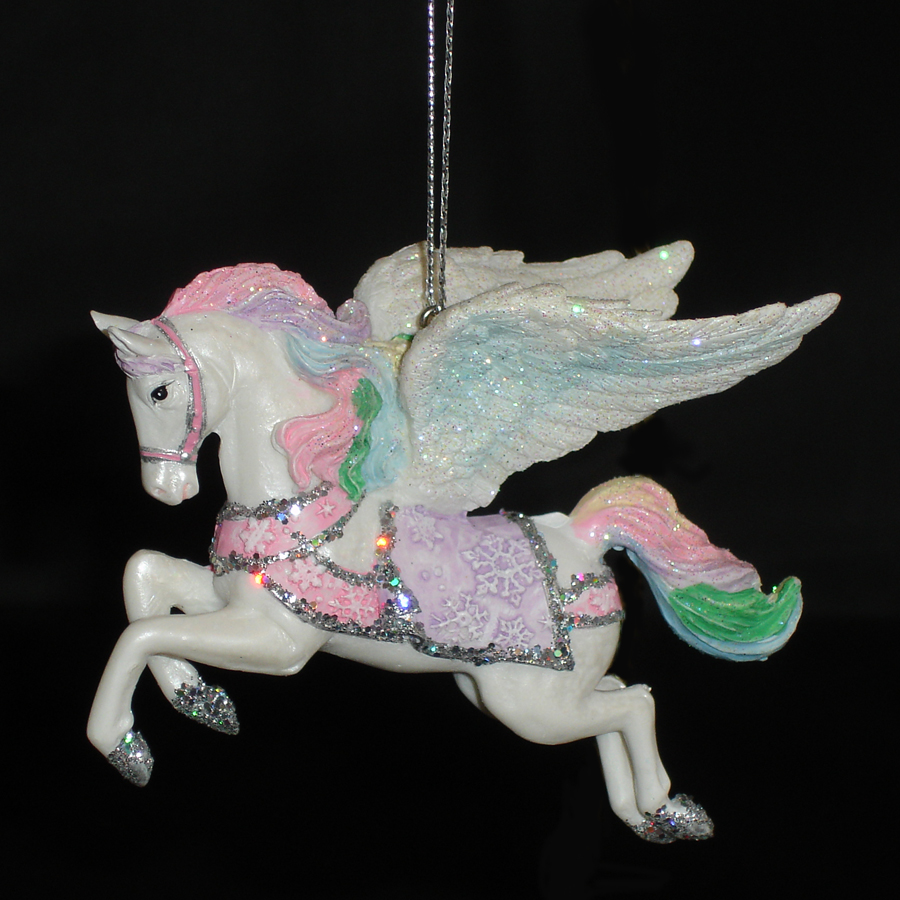 Pegasus-Ornament