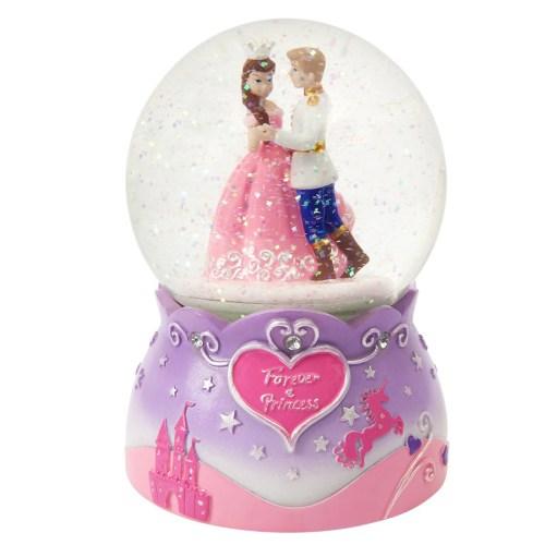 Prince-and-Princess-Musical-Globe