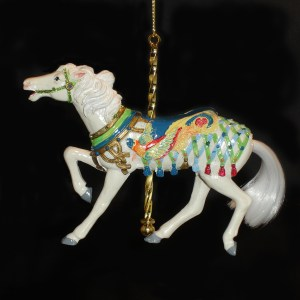 Carousel Ornament