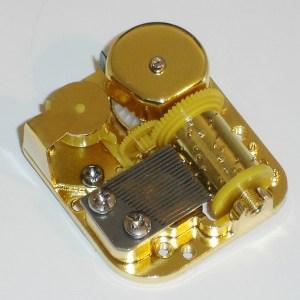 Yunsheng Gold Musical Mechanism