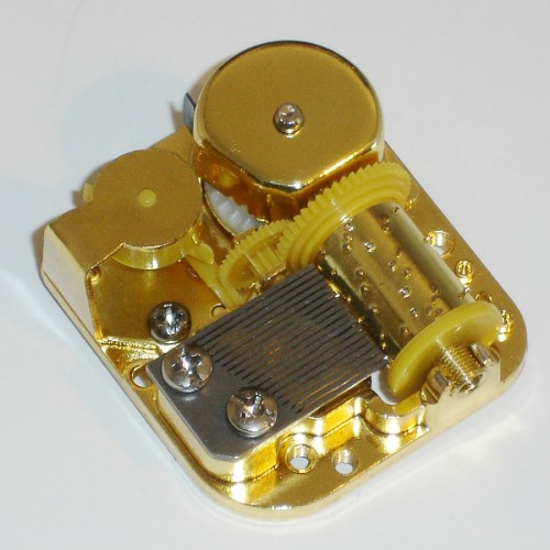 Yunsheng Gold Musical Mechanism