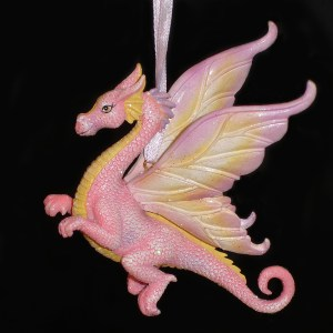 Dragon-Ornament-Pink
