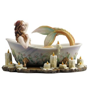 Mermaid-Bathtime