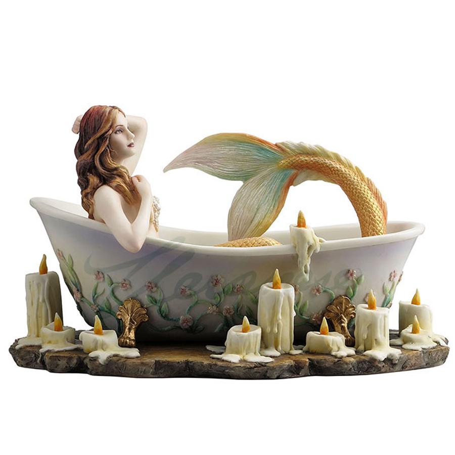 Mermaid-Bathtime
