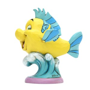 Flounder-Personality-Pose-side-view