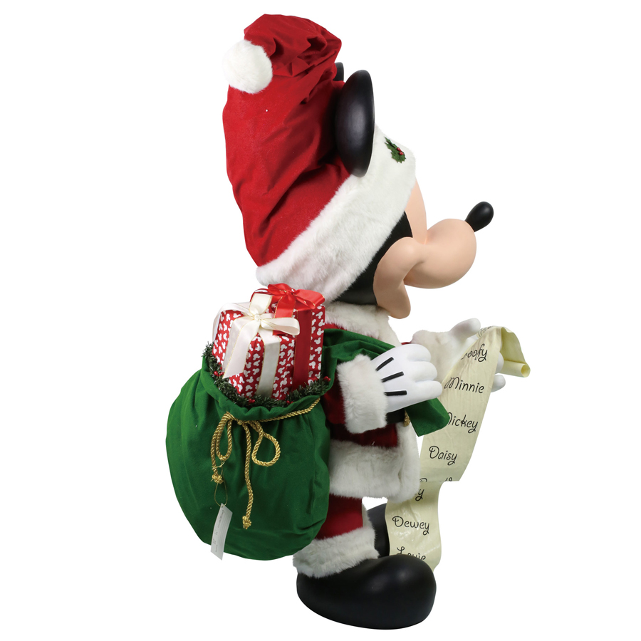 Merry-Mickey-huge-figurine-right-side
