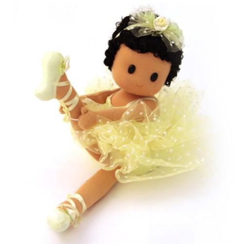 Ballerina-Doll-Yellow-Dress