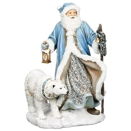 Large-Blue-Santa-Polar-Bear