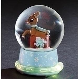 Rudolph-Mini-Neon-Globe