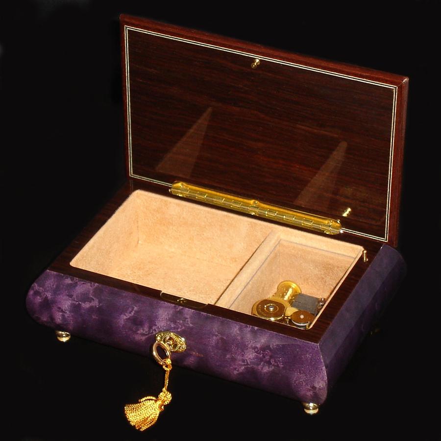 Italian-Inlaid-Jewelry-Box-Purple-open-no-cover