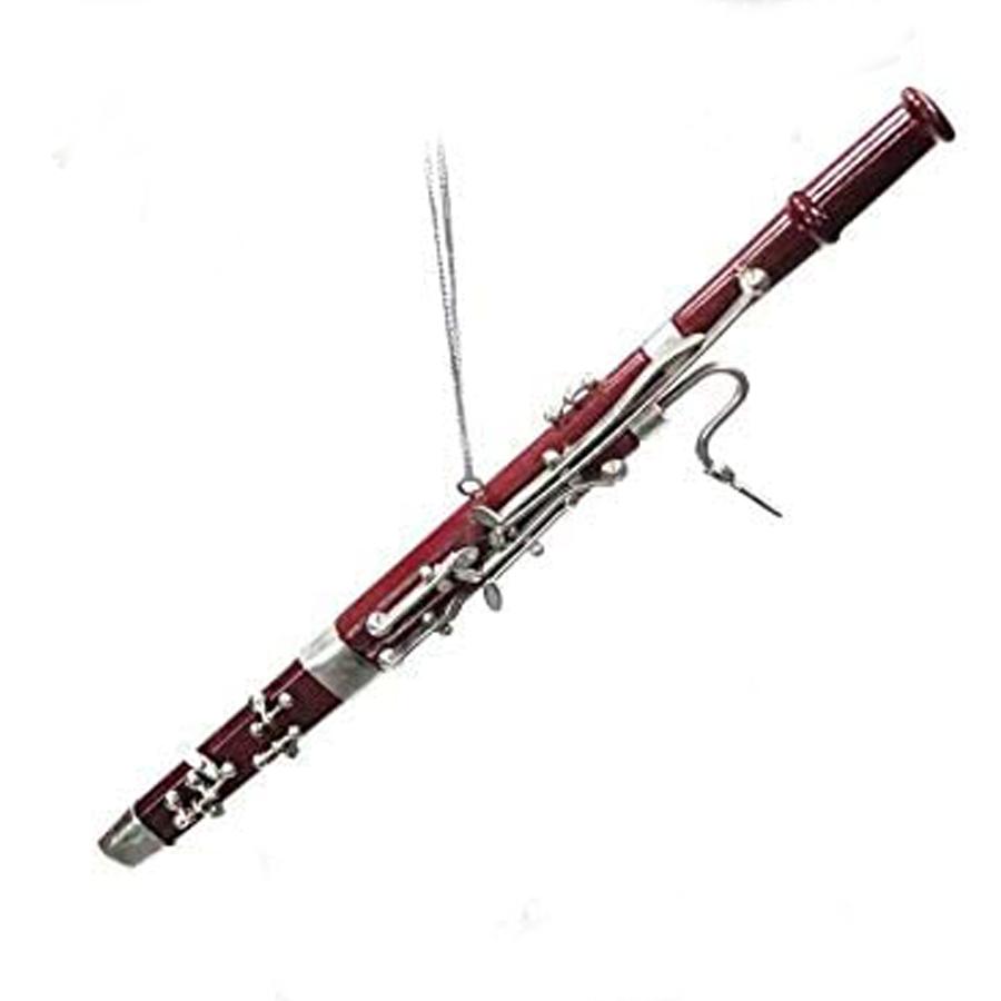Bassoon-Ornament