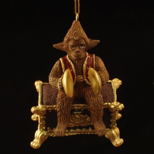 Phantom-Monkey-Ornament