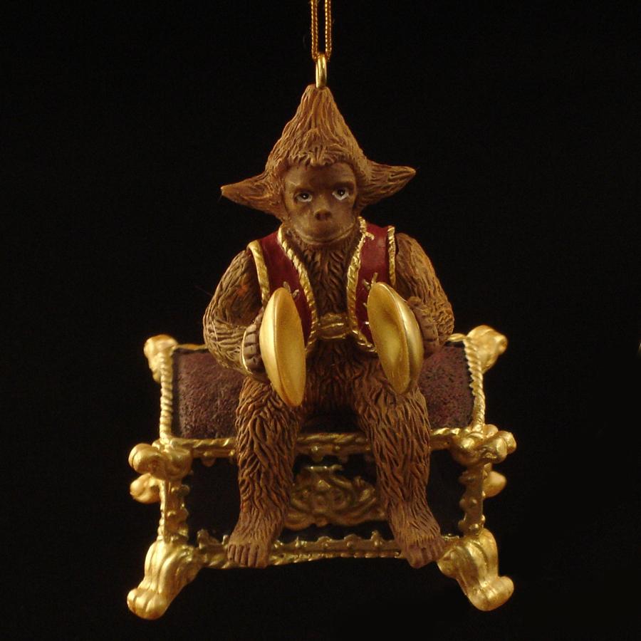 Phantom-Monkey-Ornament