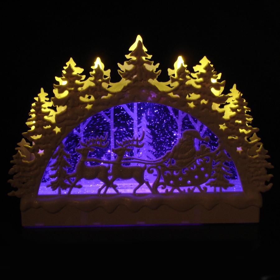 Santa-Sleigh-Lantern-purple