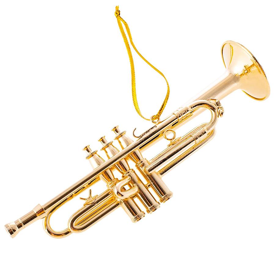 Trumpet-Ornament