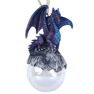 Dragon-Talisman-Ornament