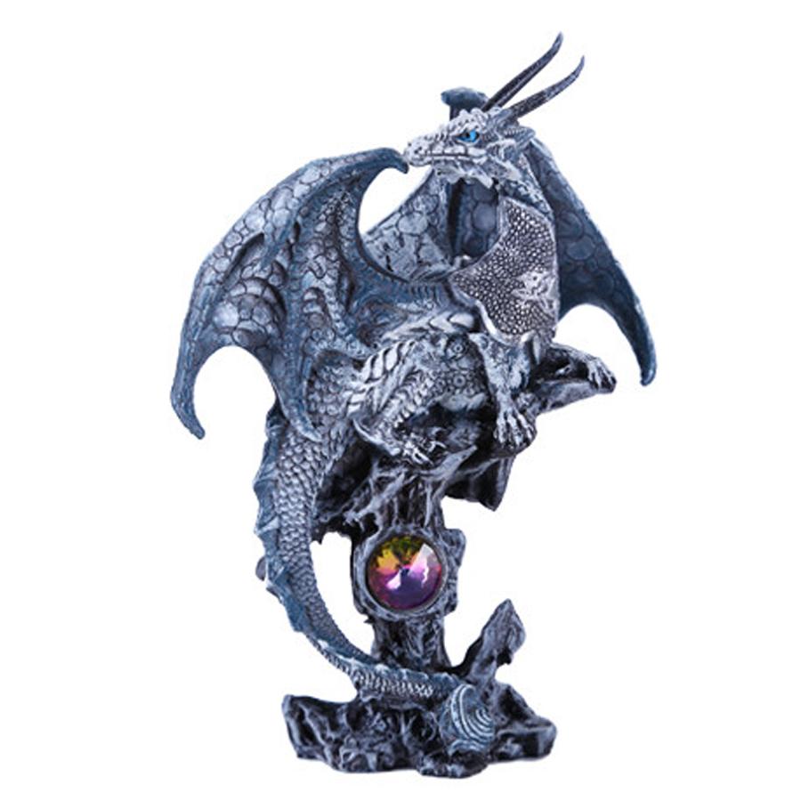 Gray-Dragon-and-Crystal