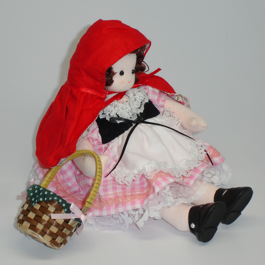 Red-Riding-Hood-Musical-Doll-side-view