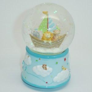 Blue-Baby-Globe-Lion-Glitter