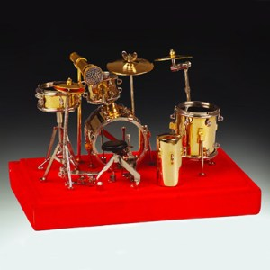 Miniature-Drum-Set